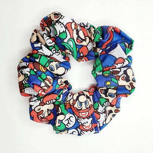 Mario Brothers Scrunchie