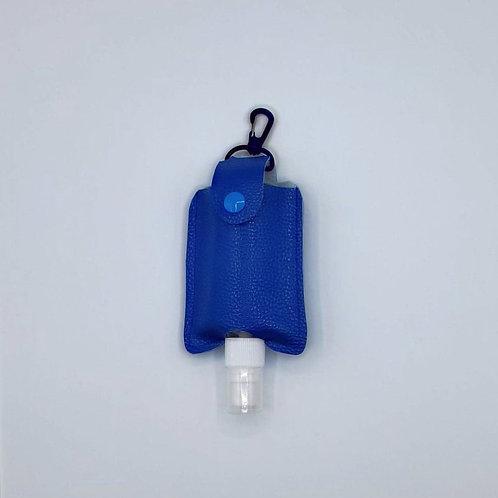 Blue Hand Sanitiser Holder