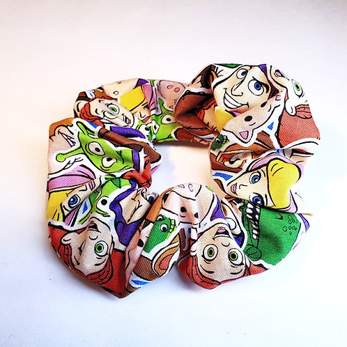 Toy Story Hair Scrunchies