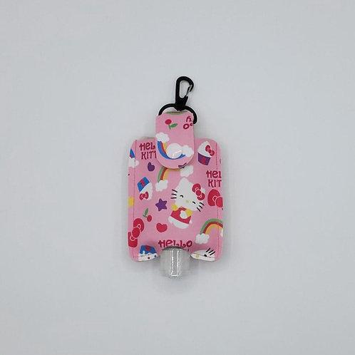 Hello Kitty Hand  Sanitiser Holder