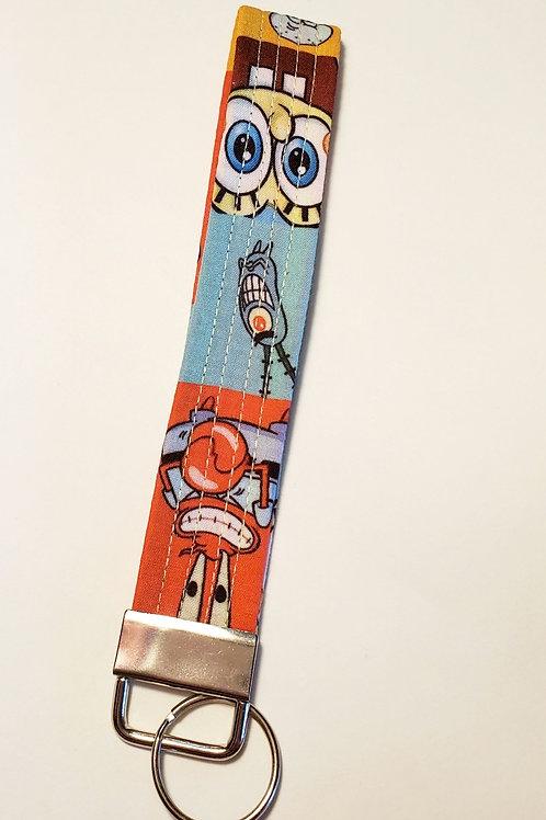 Spongebob Key Fob