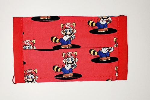 Mario Face Mask