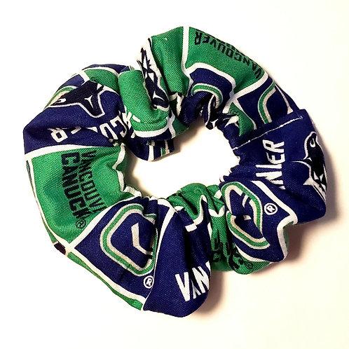 Vancouver Hockey Scrunchie