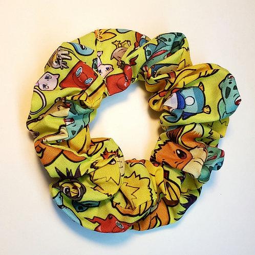 Pokemon Scrunchie
