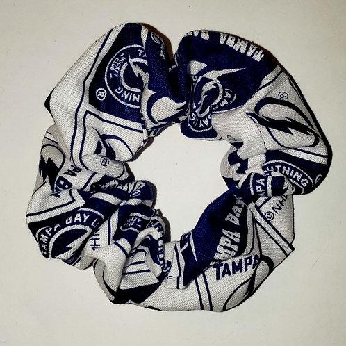 Tampa Bay Hockey Scrunchie