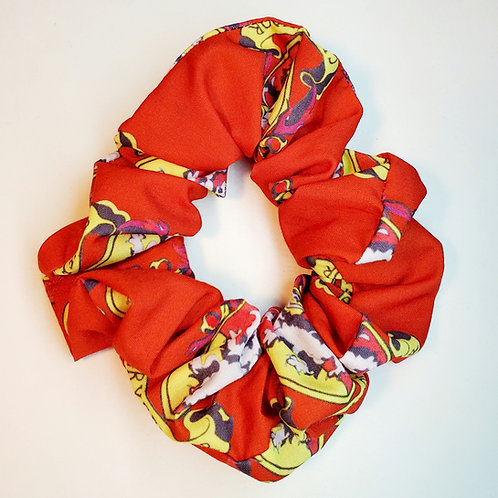 Harry Potter Scrunchie Red