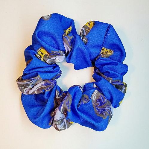 Harry Potter Scrunchie Blue