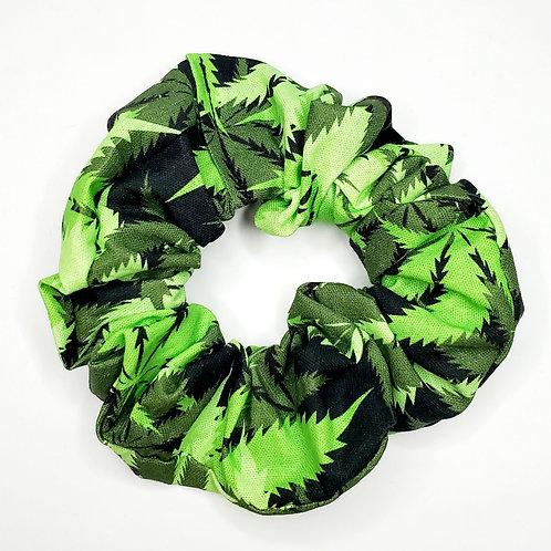 Weed Scrunchie