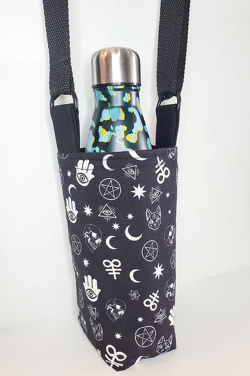 Water Bottle Carrier Dark Night