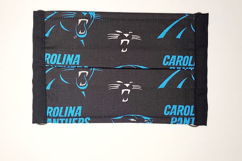 Panthers Face Mask