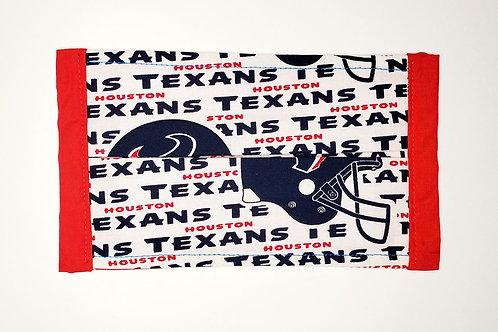 Houston Texans Face Mask