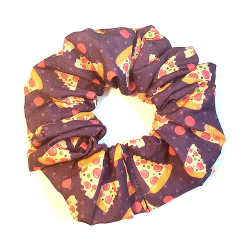 Pizza Scrunchie