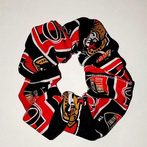 Ottawa Hockey Scrunchie