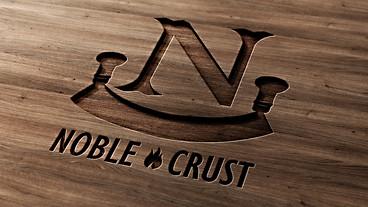 Noble Crust Logo Design