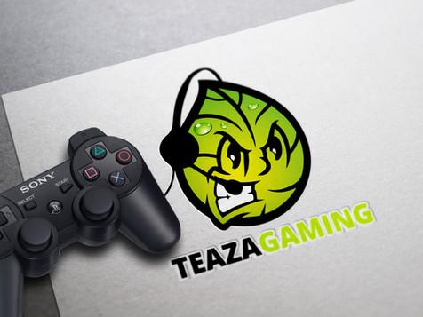 Teaza Gamer Logo