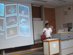 香港水下生態,客席講師