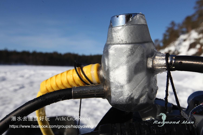 北極圈冰潛,蘇聯 ARCTIC CIRCLE, RUSSIA-20