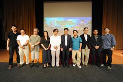香港潛攝大賽研討會