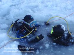 北極圈冰潛,蘇聯 ARCTIC CIRCLE, RUSSIA-15
