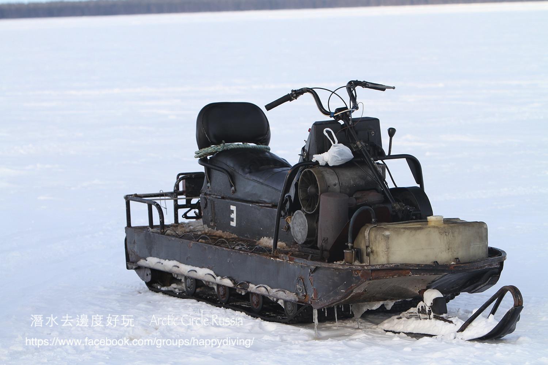 北極圈冰潛,蘇聯 ARCTIC CIRCLE, RUSSIA-35