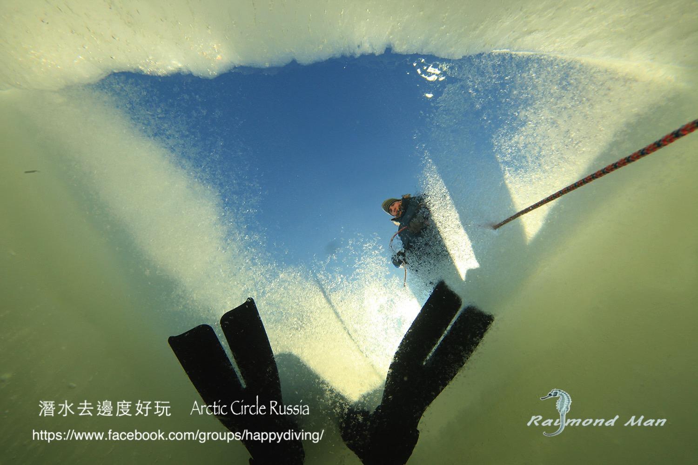 北極圈冰潛,蘇聯 ARCTIC CIRCLE, RUSSIA-02