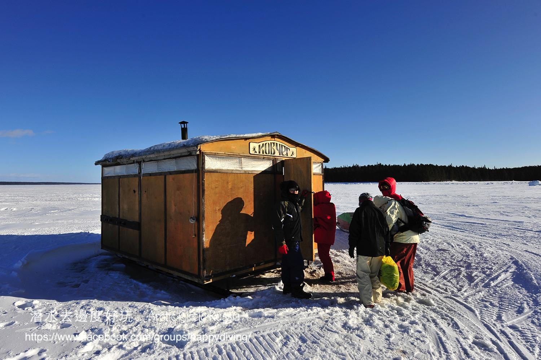 北極圈冰潛,蘇聯 ARCTIC CIRCLE, RUSSIA-30