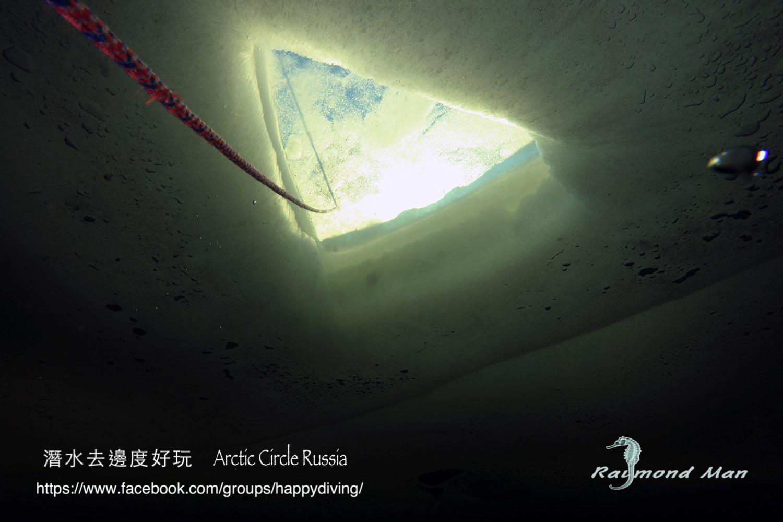 北極圈冰潛,蘇聯 ARCTIC CIRCLE, RUSSIA-12