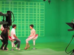 鳳凰衛視專訪