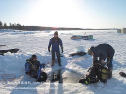 北極圈冰潛,蘇聯 ARCTIC CIRCLE, RUSSIA-21