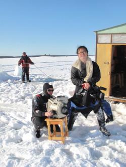北極圈冰潛,蘇聯 ARCTIC CIRCLE, RUSSIA-24