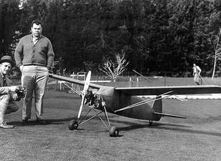 La historia de la tecnología Drone