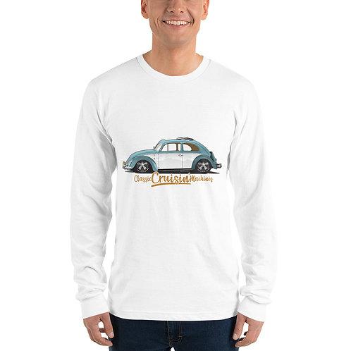VW Bug (Front) Long sleeve t-shirt