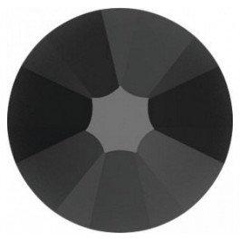 Swarovski Crystal Jet Round