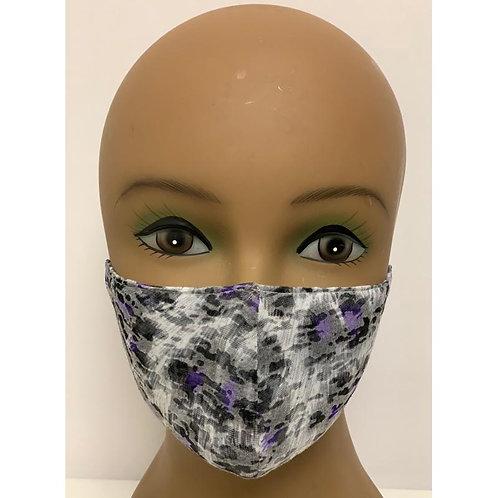Face Mask - Splatter