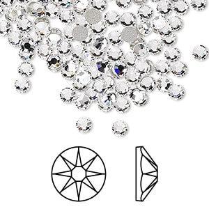 2080 Swarovski Crystal  Round
