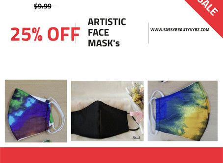 Last Day to Pre-Purchase Face Mask