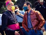 Sergio e Monsignore...