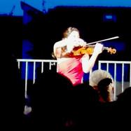 LIVIA HAGIU e il suo violino