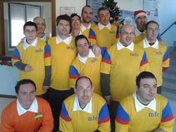 Squadra di Calcetto CDD Mortara