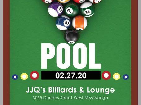 Billiards Night Feb 27 2020
