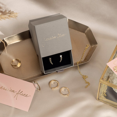 Jessica Alice Jewellery Product Photography