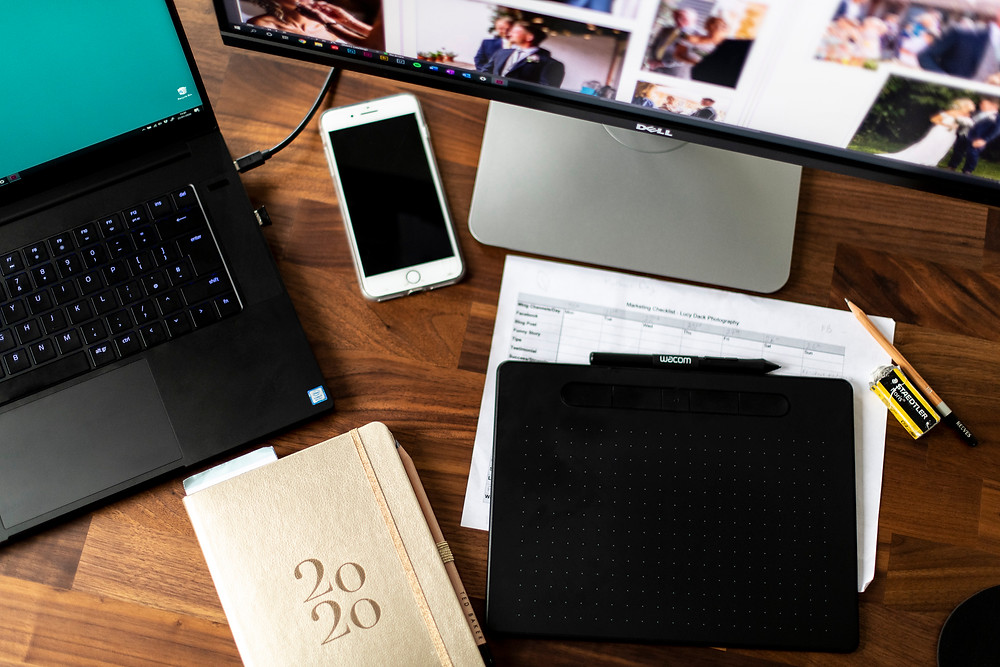 marketing, branding, laptop, diary, workspace, tablet, mobile