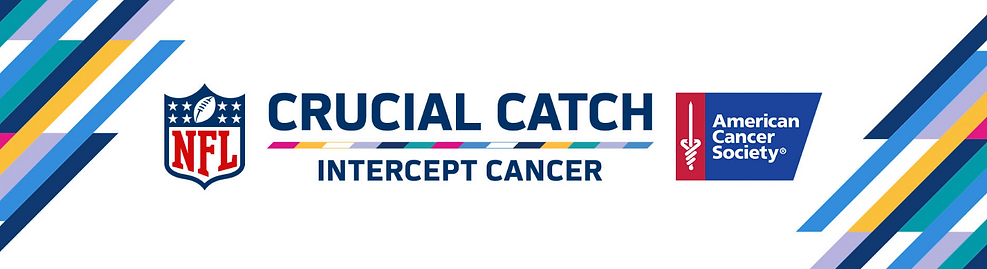 Crucial Catch Intercept Cancer NFL