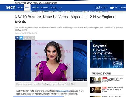 Natasha Verma NECN NBC 10