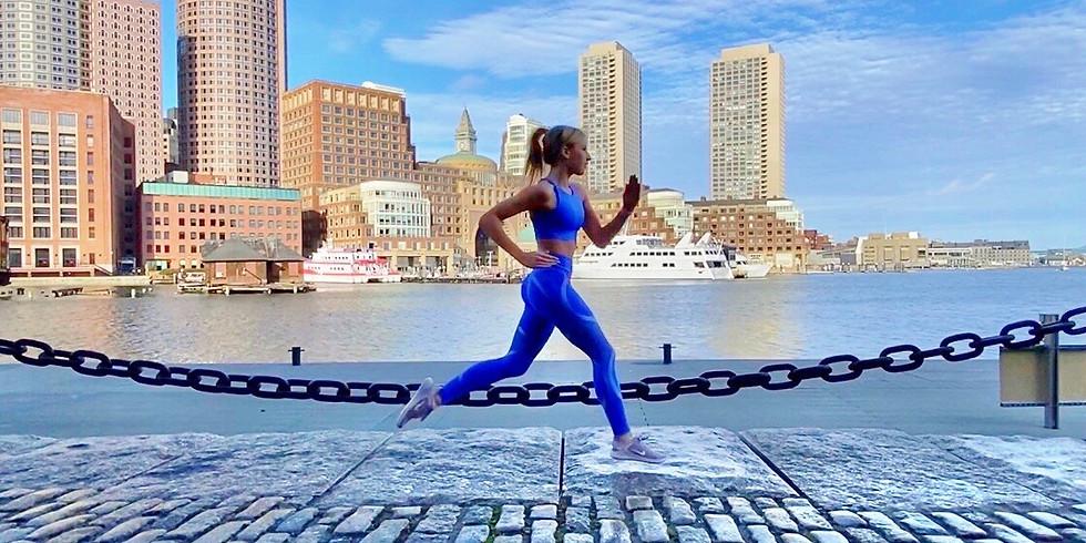 Miss Pink X Patriots Foundation Fundraiser for Boston Marathon