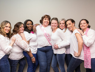 Danvers Businesses Come Together To Pamper Breast Cancer Survivors