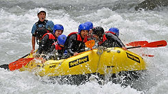 rafting-in-imster-schlucht-blue-water-po