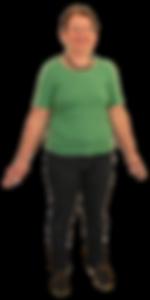 Jacqueline hat 13 kg abgenommen