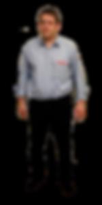 Timo Wanner vor der Gewichtsabnahme