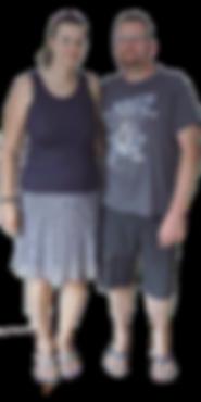 Lothar & Isabella Schmidt vorher